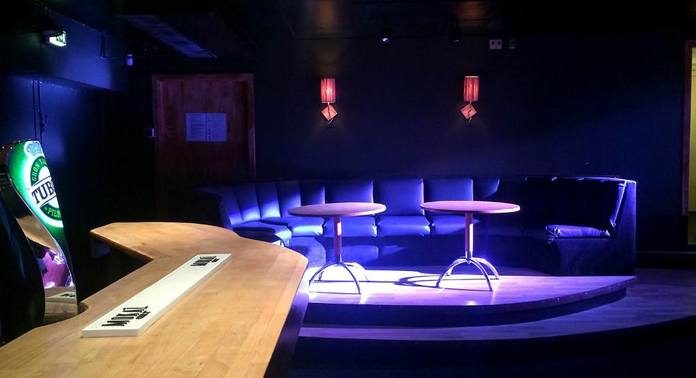 Shooters Nightclub er klar til at tage imod både de lidt ældre og de helt unge. Privatfoto