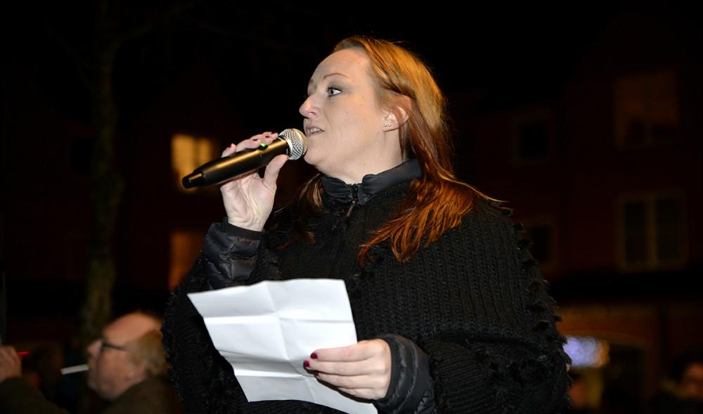 Anja Steenberg, leder af børnehaven Mælkebøtten i Svallerup. Foto: Jens Nielsen