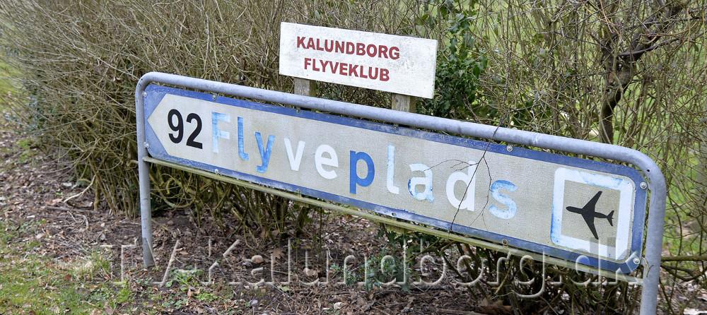 Søndag skete der et uheld med et svævefly på Kalundborg Flyveplads. Foto: Jens Nielsen