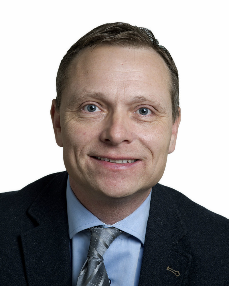 Peter Jacobsen (DF), formand for sundhedsudvalget