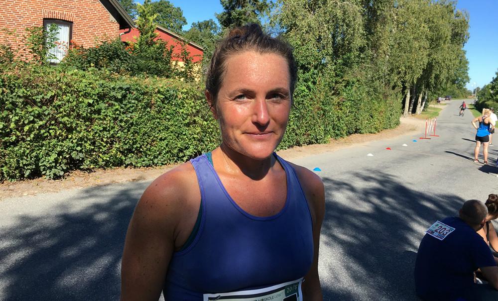 Louise Hjelmroth. Foto: Henrik Kristensen