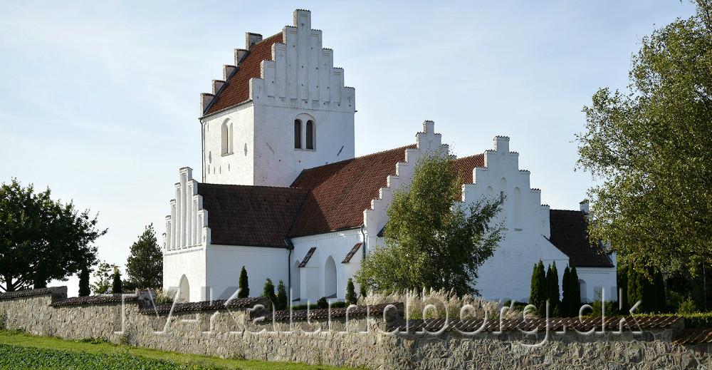 Tømmerup Kirke. Foto: Jens Nielsen