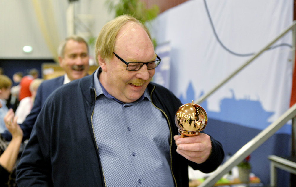 Dan Hansen. Foto: Jens Nielsen