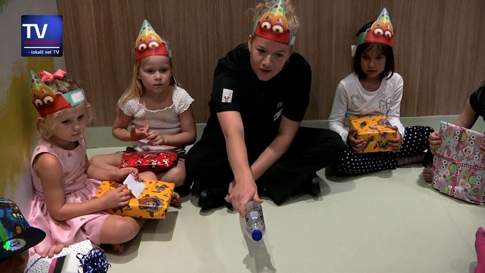mcdonalds fødselsdag