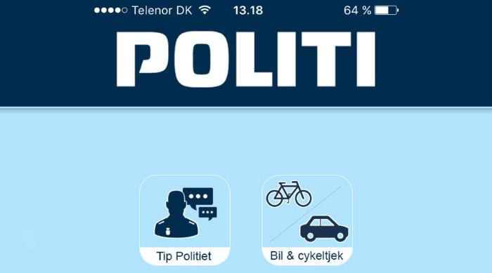 politi nykøbing sjælland
