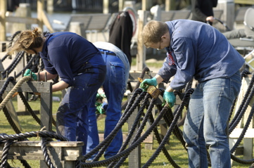 Preparing the launch, spring 2007