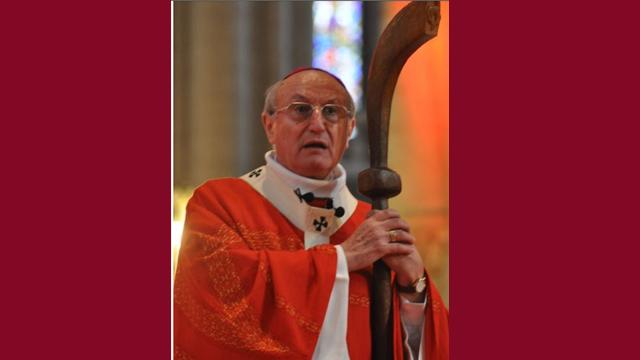 Ærkebiskop Albert Rouet går på pension