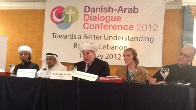 Kristen-Muslimsk Dialogkonference i Beirut