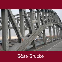Fra en bro i Berlin