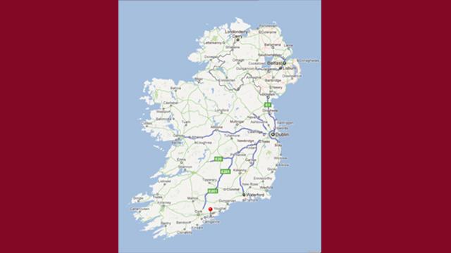 Konflikt mellem kirke og stat i Irland
