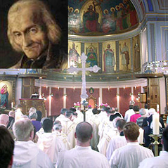 Fest for sognepræsten af Ars, Jean-Marie Vianney