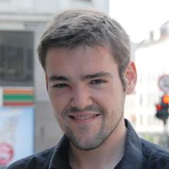 Præstestuderende Jan Hansen fortæller