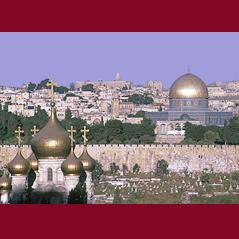 Bispemøde i Jerusalem