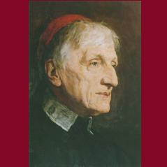 Kardinal Newman saligkåret af paven