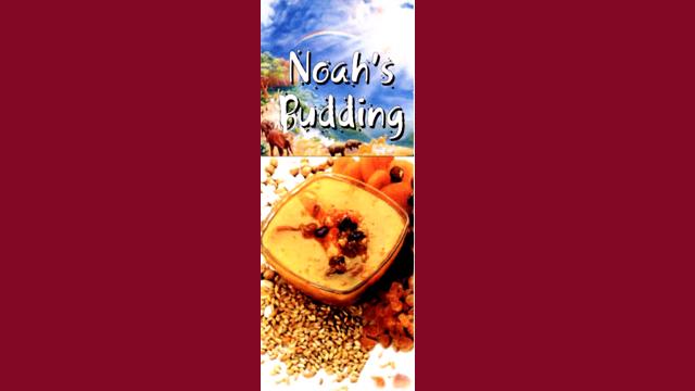 Noahs Budding