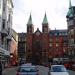 Natkirke på Nørrebro