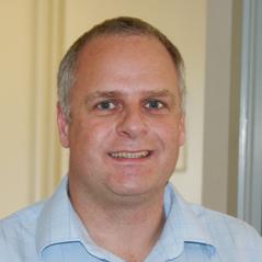 Thomas Larsen - godt et år som administrationschef
