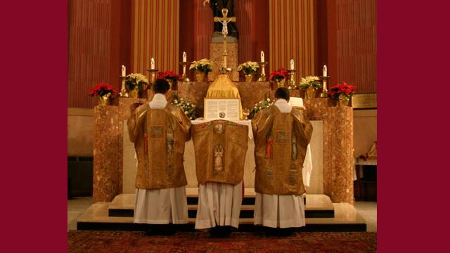 Latinsk messe - også for de unge?