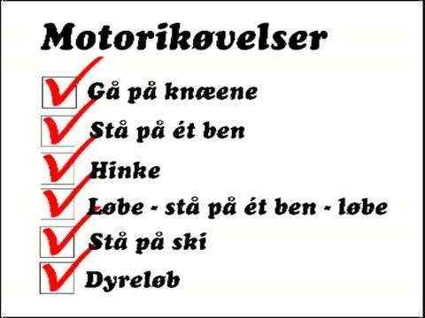Motorik mærke