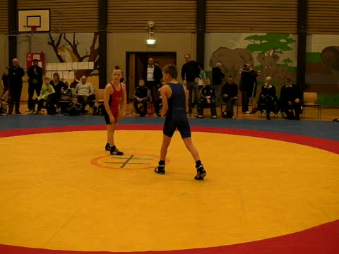Tobias Kewin finale