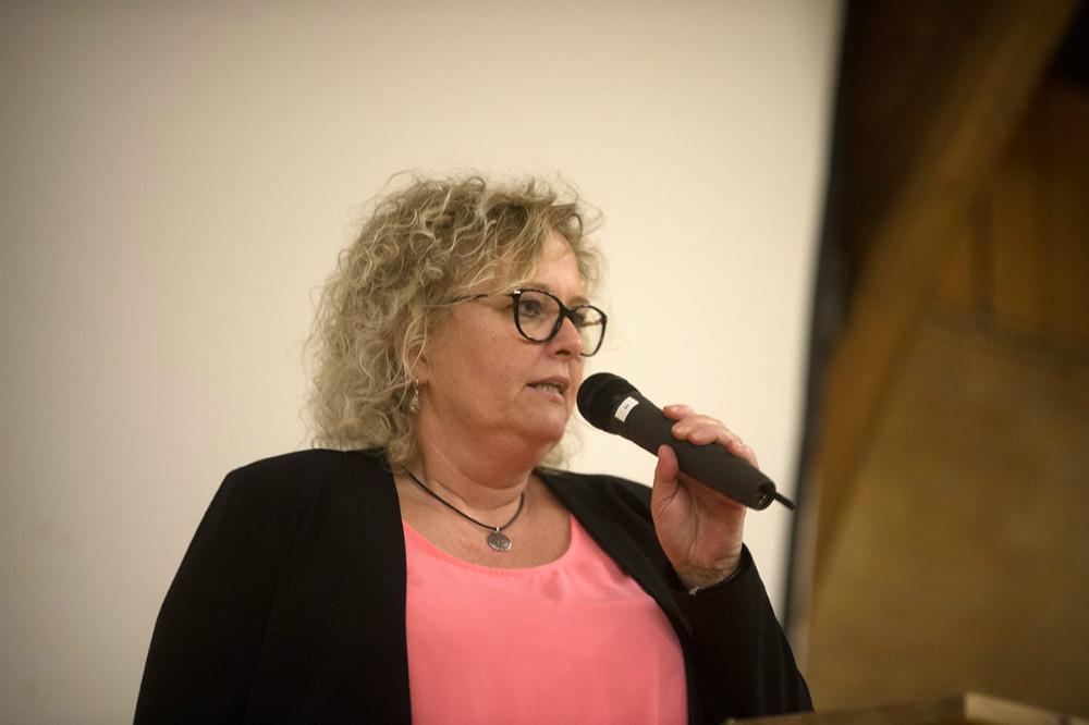 Gitte Johansen. Foto: Jens Nielsen