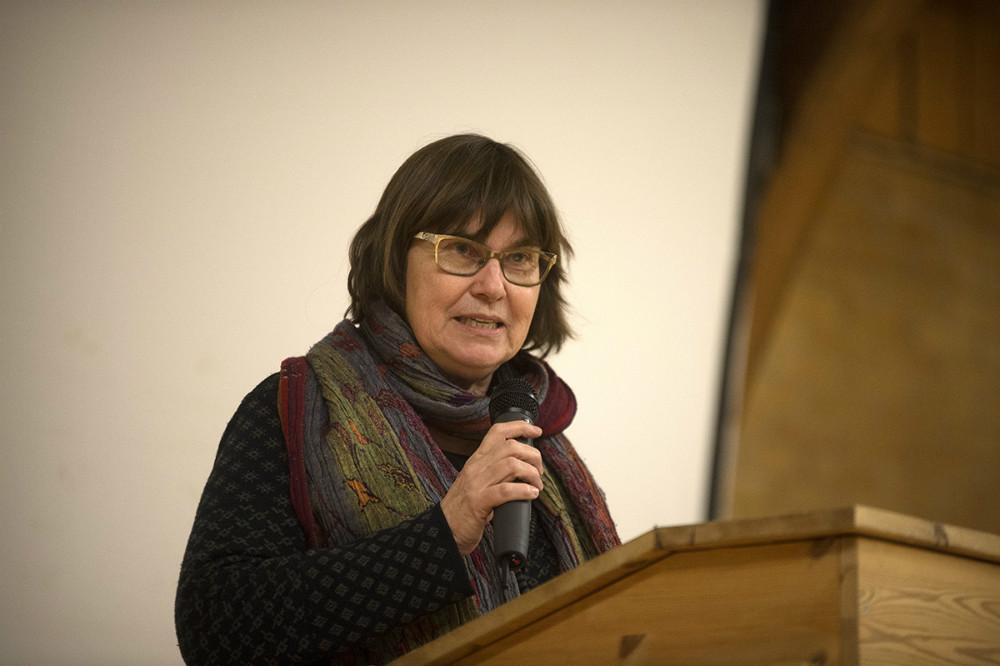 Anne E. Jensen. Foto: Jens Nielsen