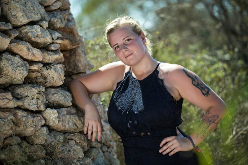 Katrine Bjørn Husted, Kalundborg er med i nyt TV3 program. Foto: TV3