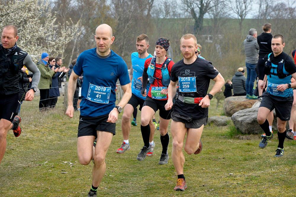 HedeDanmarks Røsnæs Trail.Arkivfoto: Jens Nielsen.