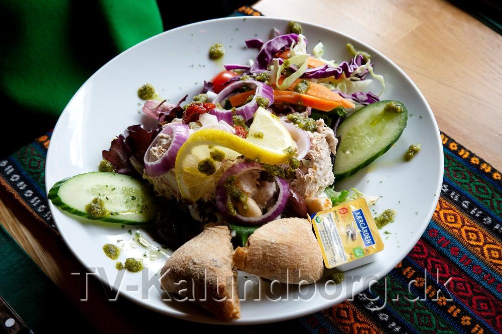 Det Mexicanske Bøfhus serverer nu også lækre frokostretter. Foto: Jens Nielsen