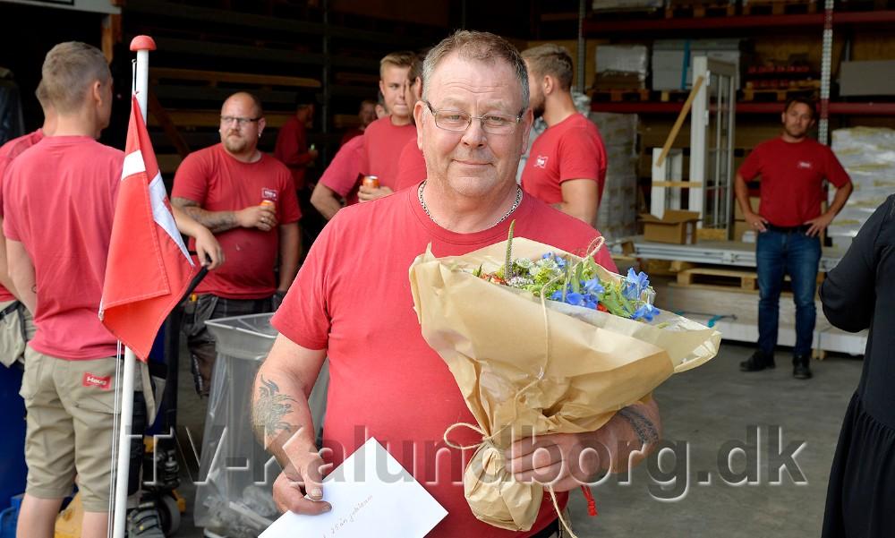 Bent Ole Larsen kunne i dag fejre 25-års jubilæum,  Foto: Jens Nielsen