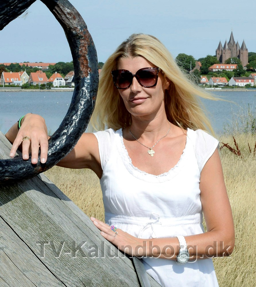Gitte, En stemme i provinsen. Foto Jens Nielsen
