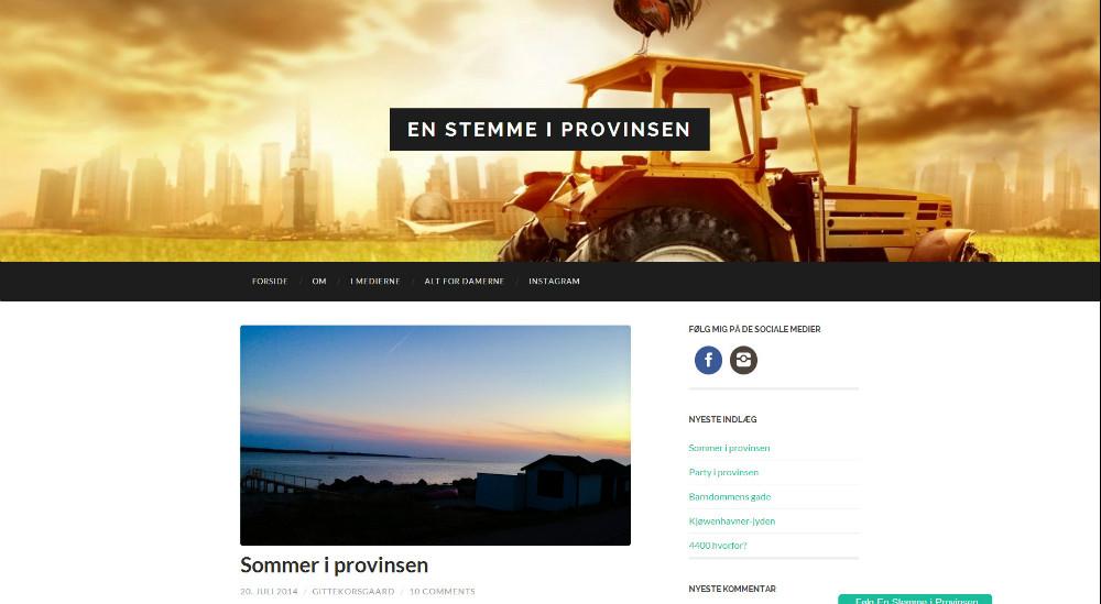 www.enstemmeiprovinsen.dk