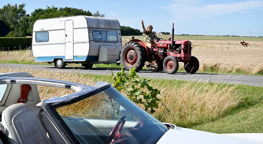 Godt der ikke er så langt at køre. Foto: Jens Nielsen