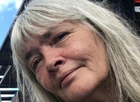 Linda Radmer gæster Ubby Bibliotek.