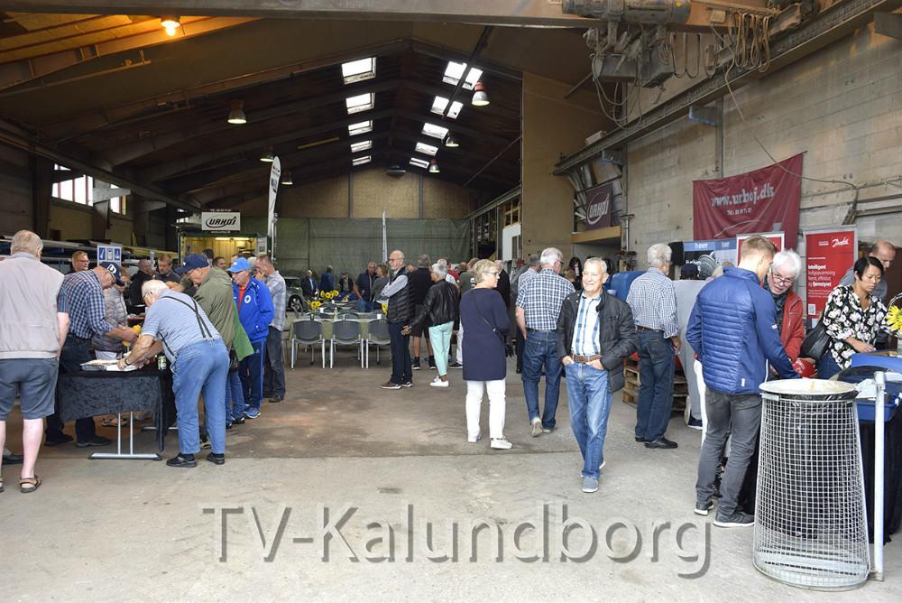Åbent Hus hos Urhøj i Gørlev. Foto: Gitte Korsgaard.