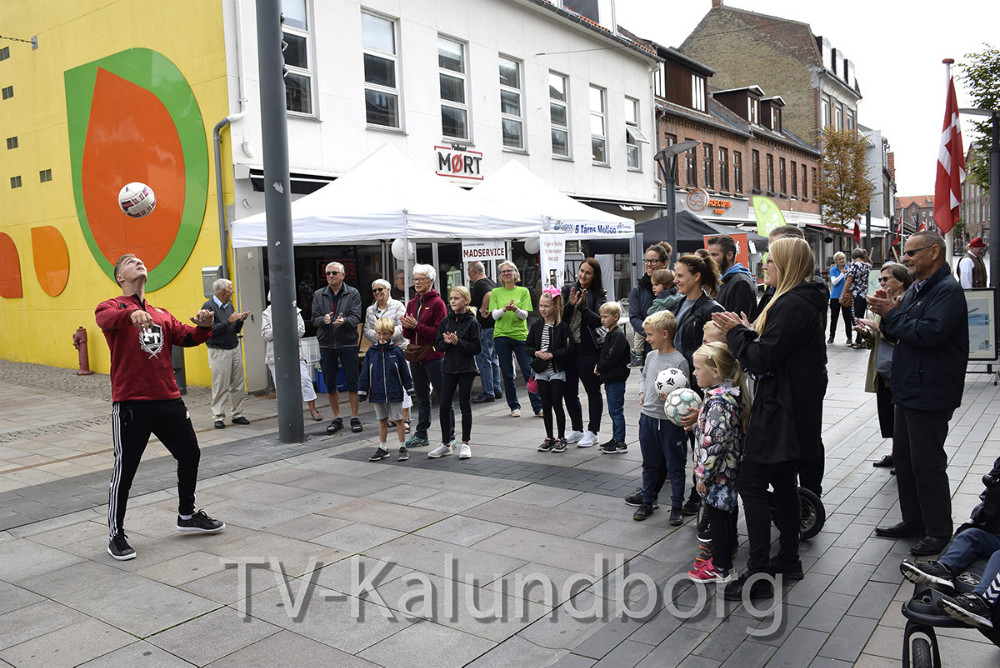 BEVÆG Idræts- og Sundhedsfestival i Kalundborg i dag. Foto: Gitte Korsgaard.