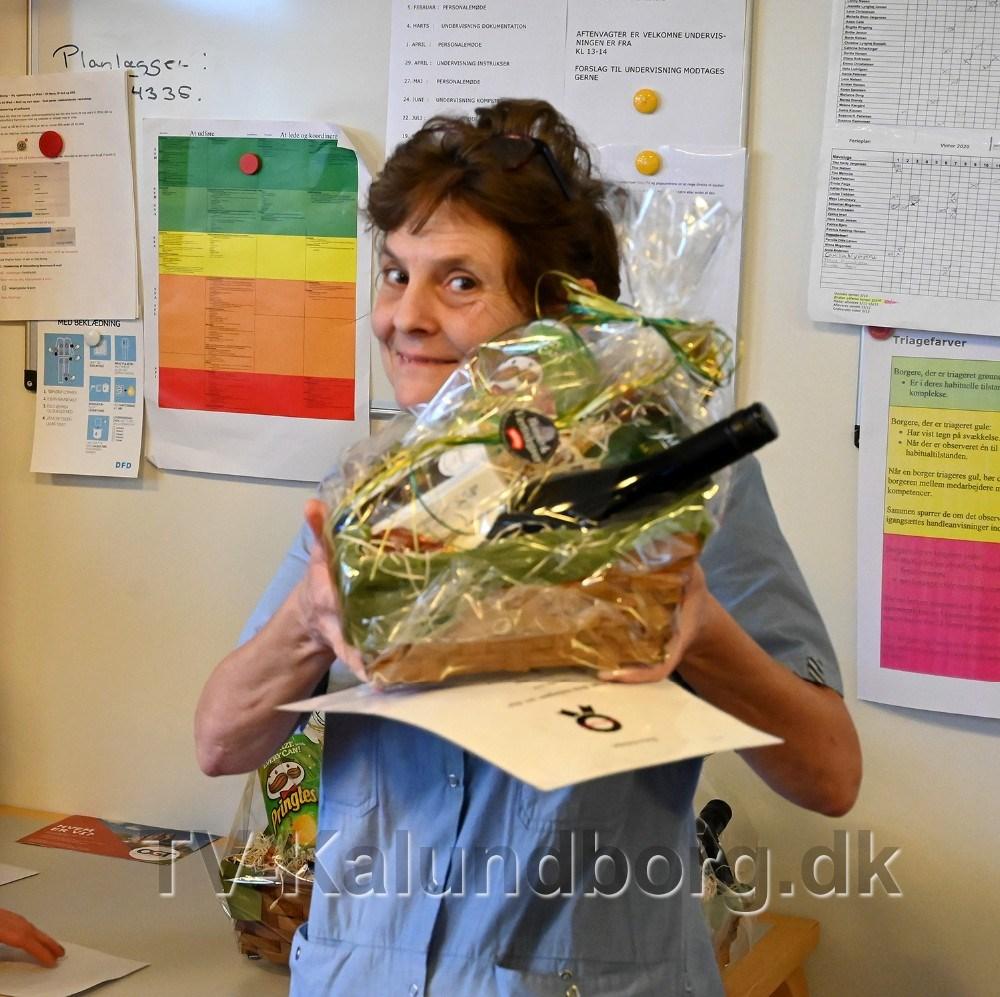 Liselotte Christensen, årets kollega. Foto: Jens Nielsen