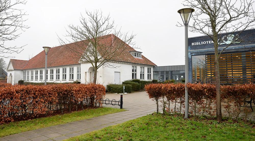 Lørdag fejres det at Ubby Foirsamlingshus har 100-års fødselsdag. Foto: Jens Nielsen