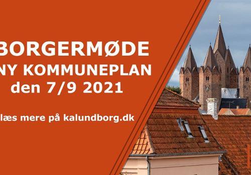 Borgermøde om ny kommuneplan