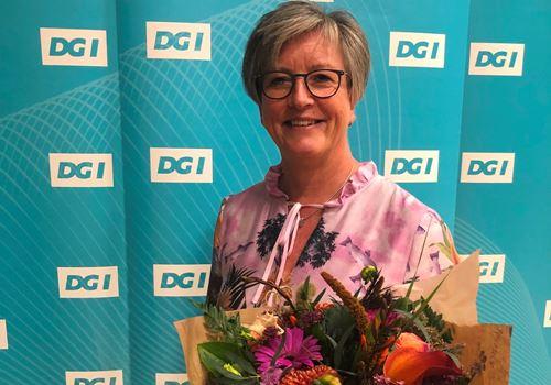 Valgt til bestyrelsen i DGI Midt- og Vestsjælland