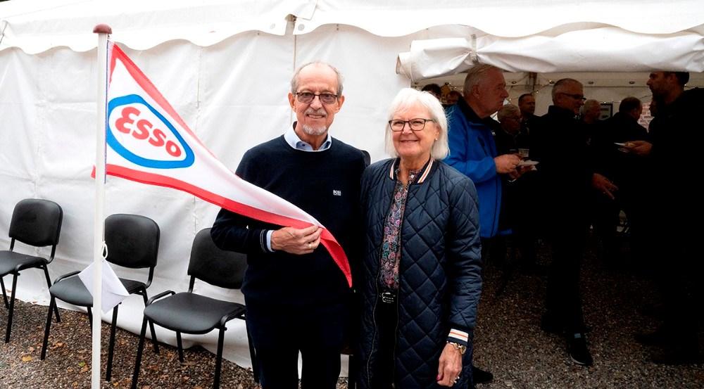 Lotte og Ole Jensen kunne fredag fejre deres 40-års jubilæum. Foto: Jens Nielsen