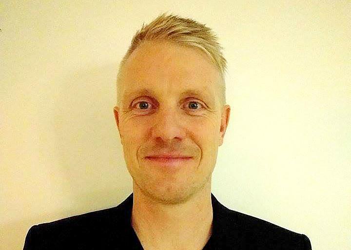 Thomas Malthesen Hjorth er spidskandidat ved næste kommunalbestyrelsesvalg i 2017.