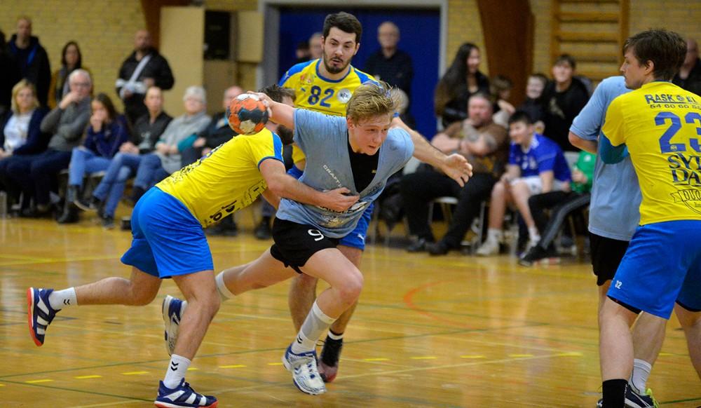 Tobias Jørgensen blev endnu engang topscorer. Foto: Jens Nielsen