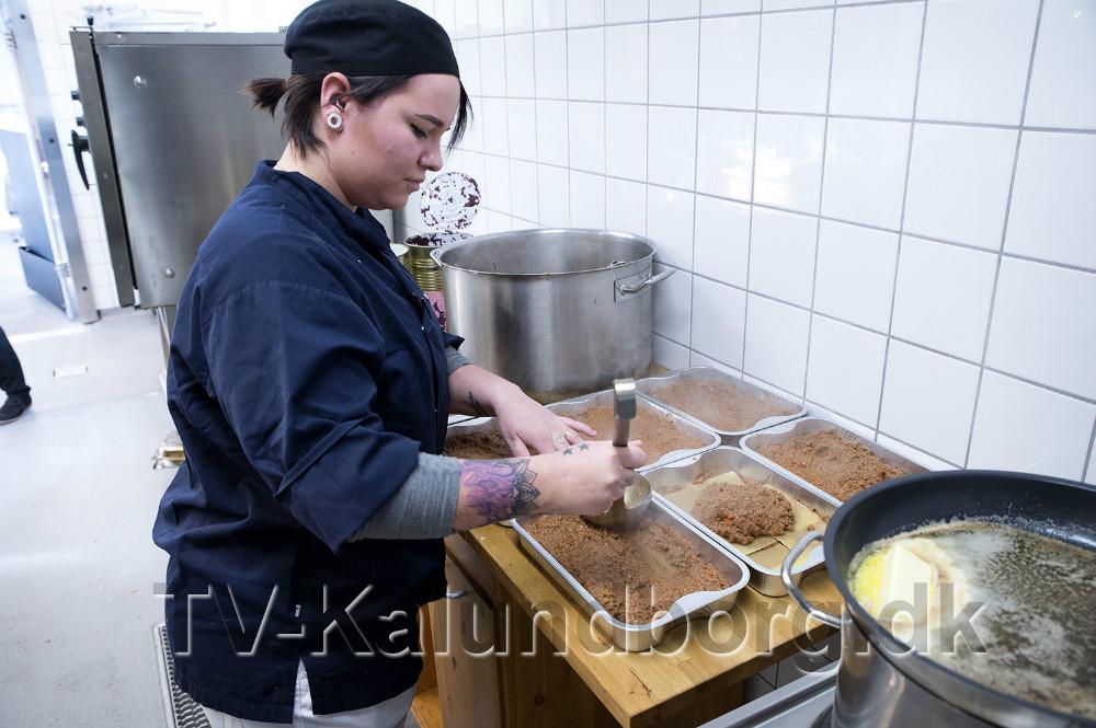Kvickly har stor succes med deres hjemmelavede måltidsløsninger. Foto: Jens Nielsen