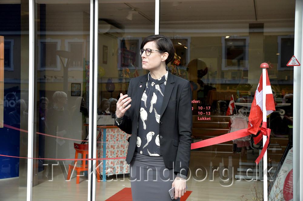 Maria Norup Hertz, Frivilligchef Mødrehjælpen. Foto: Jens Nielsen