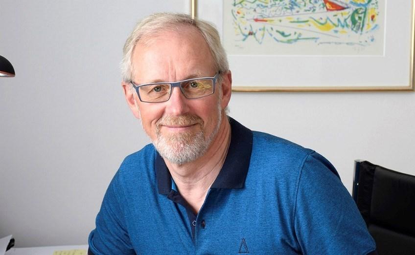 Hans Munk overtager Ole Glahns stol i kommunalbestyrelsen pr. 1. april. Arkivfoto: Gitte Korsgaard