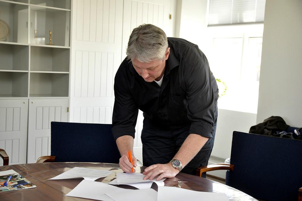 Kenneth Alstrup, teamleder-Jobcentret. Foto: Jens Nielsen