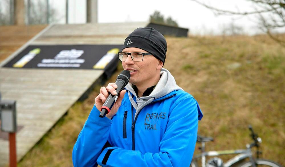 Lørdag den 6. april er der igen trailløb på Røsnæs. Arkivfoto: Jens Nielsen.