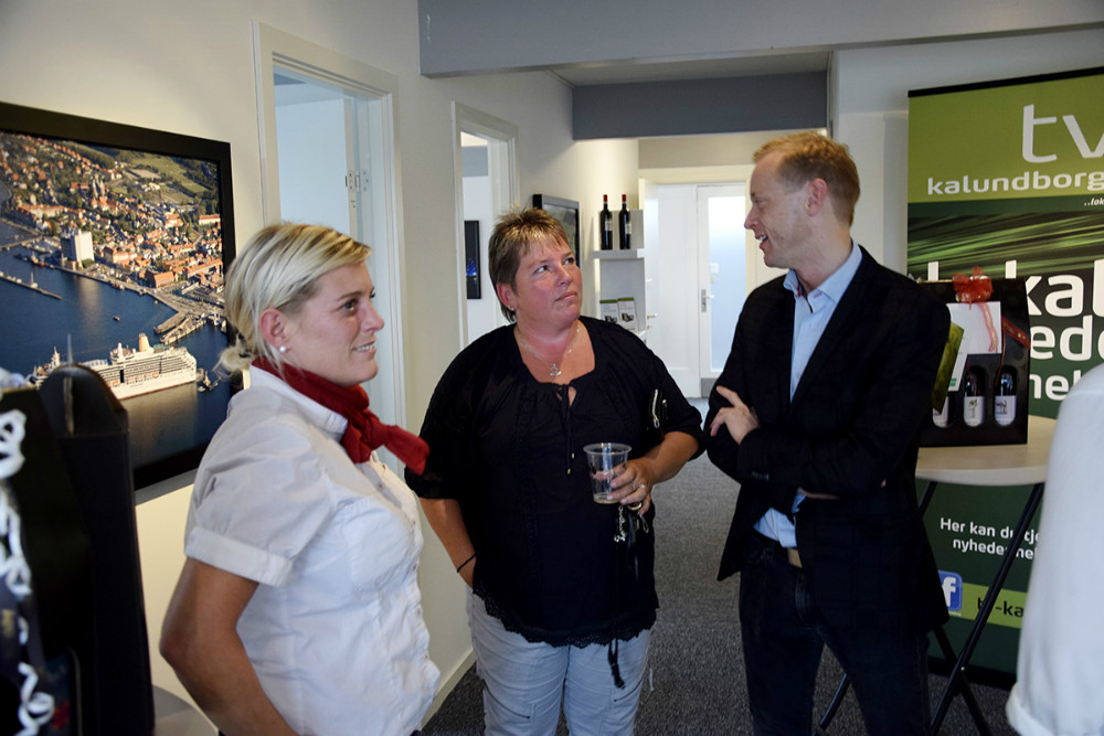 Kirsti Thygesen, Kvickly, Kirsten Halskov Andersen, Dagli´Brugsen Raklev og Peter Egebæk, Meny. Foto: Jens Nielsen