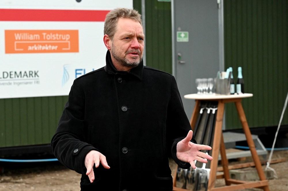 Peter Olsson, Adm. Direktør, AP Ejendomme. Foto: Jens Nielsen